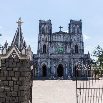 Nhà thờ Mằng Lăng, nhà thờ cổ ở Phú Yên