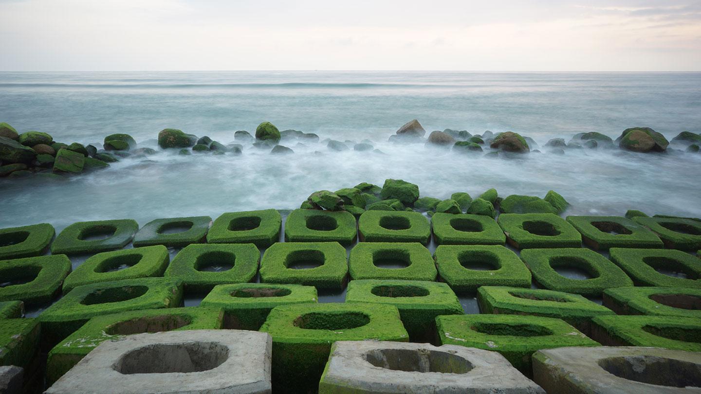 Image result for Kè chắn sóng Xóm Rớ