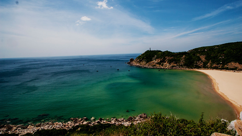 Mũi Điện một thắng cảnh tuyệt đẹp du lịch Phú Yên