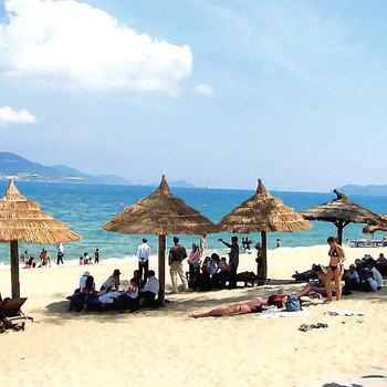 Sức quyến rũ mê hồn của bãi biển Mỹ Khê Đà Nẵng