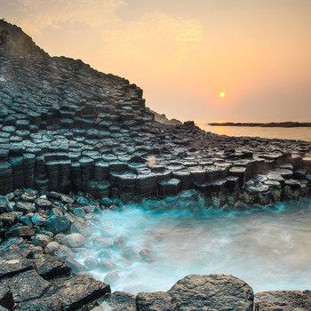 Hãy đến Gành Đá Dĩa Phú Yên - Bản hùng ca của đá và nước