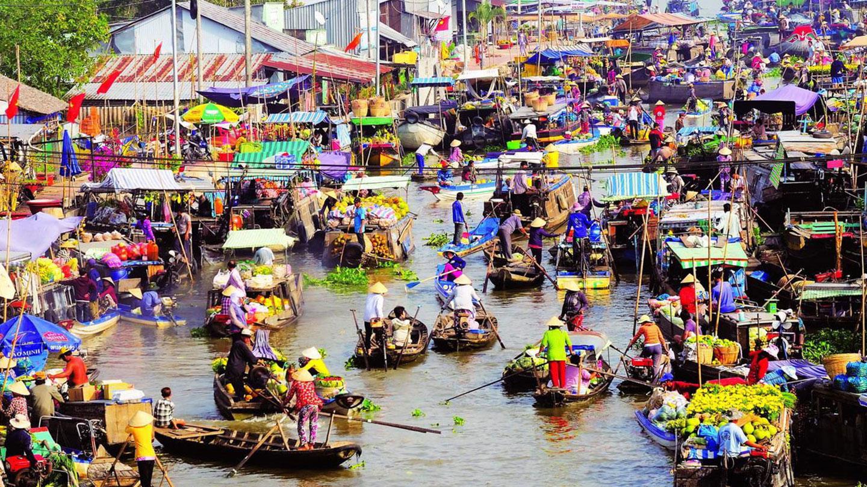 Những địa điểm du lịch hấp dẫn ở Vĩnh Long - Phần 2
