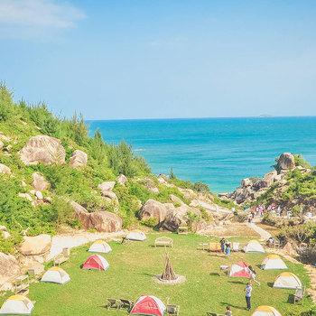 Khu dã ngoại Trung Lương - điểm dã ngoại lý tưởng gần biển