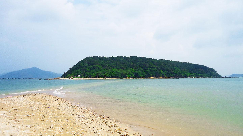 Đảo Nhất Tự Sơn - hòn đảo đẹp nhất Vịnh Xuân Đài ở Phú Yên