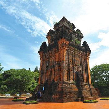 Núi Nhạn Phú Yên – Ngôi Tháp Chăm cao nhất Việt Nam
