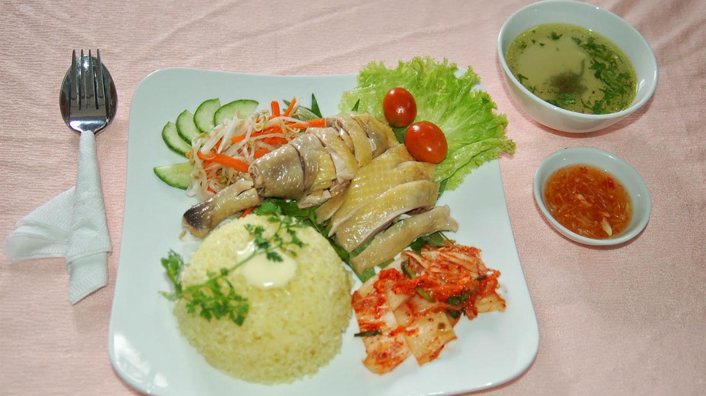 Cơm gà Phú Yên hương vị đậm đà đất phú