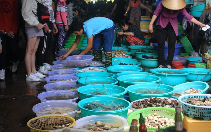 Khám phá Cần Giờ – thiên đường hải sản tươi sống