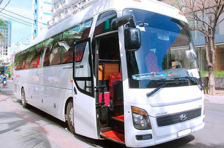 Bảng Giá Thuê Xe Du Lịch 45 Chỗ Ở Phú Yên