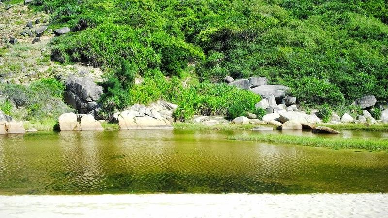 Bãi môn - Mũi Điện - Phú Yên
