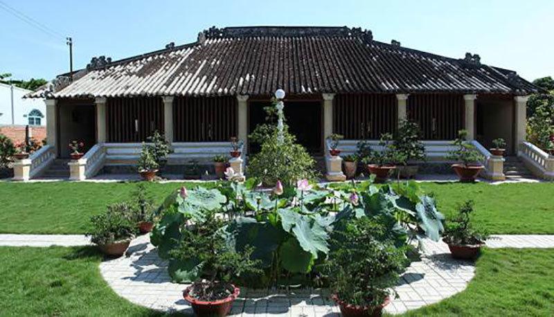 Khu du lịch sinh thái Nhà xưa Vĩnh Long