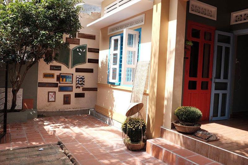 July's homestay at Phu Yen