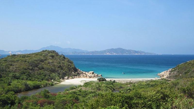 Du lịch đảo Bình Tiên