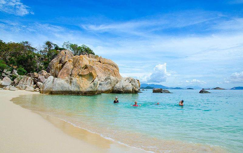 Du lịch đảo Bình Hưng