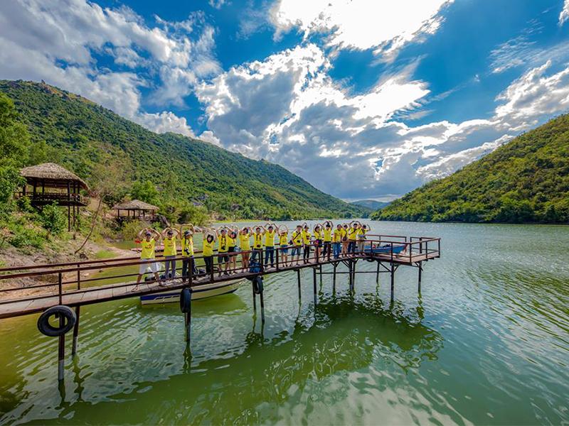 Hồ Kênh Hạ Nha Trang