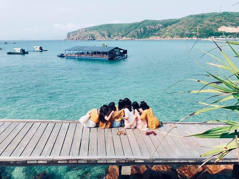 review về chuyến đi Quy nhơn,  review về chuyến đi phú yên