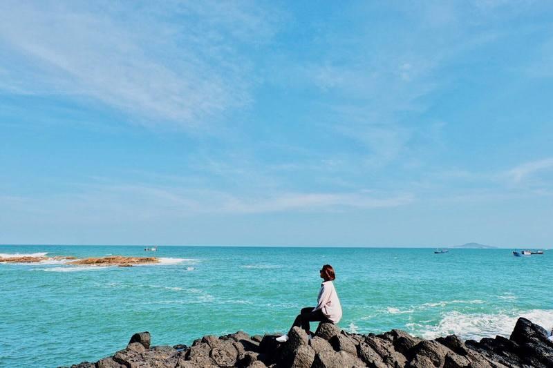 Nhật kí hành trình ghi lại những trải nghiệm và cảm xúc du lịch Phú Yên