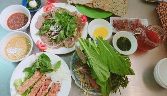 Thịt dê núi Phú Yên, món ngon không thể bỏ qua khi du lịch Phú Yên