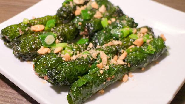 Thịt Dê Phú Yênnướng lá lốt