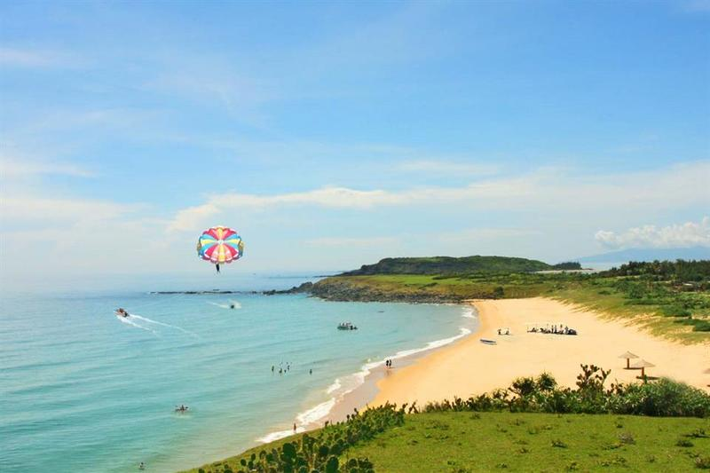 Bãi Xép Phú Yên bức tranh tuyệt đẹp xứ Hoa Vàng Cỏ Xanh