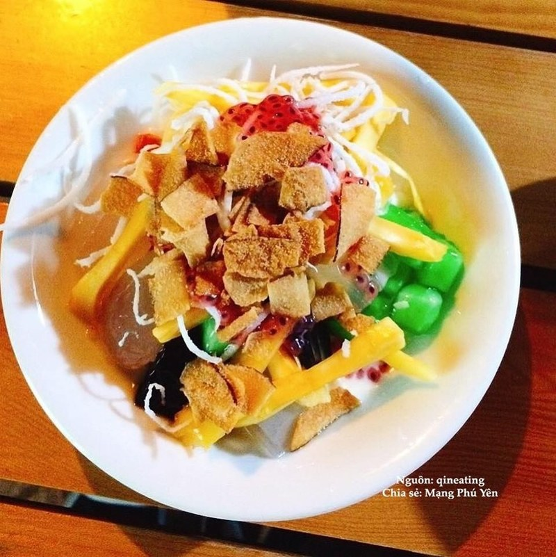 Tất tần tật các món ăn ngon, đẹp, lạ ngay tại Tuy Hòa- Phú Yên
