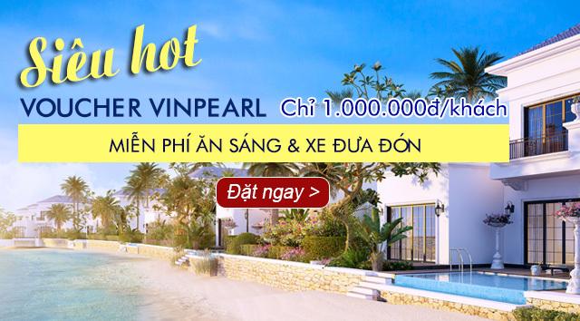 Điều cần biết về đặt phòng Vinpearl bằng Voucher du lịch