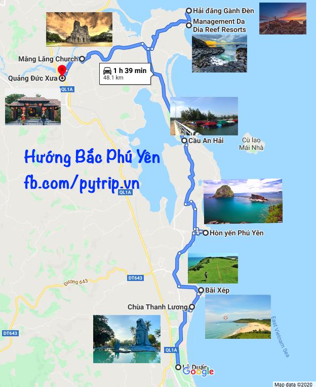 Tour Phú Yên 1 ngày