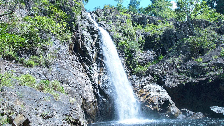 Image result for hành trình vào thác tà gụ